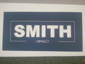 name photo mats